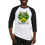 MacCurdy Coat of Arms Baseball Jersey