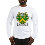 MacCurdy Coat of Arms Long Sleeve T-Shirt