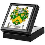 MacCurdy Coat of Arms Keepsake Box