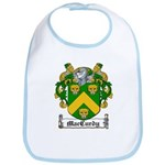 MacCurdy Coat of Arms Bib