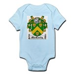 MacCurdy Coat of Arms Infant Creeper