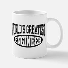 World's Greatest Engineer Mug