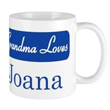 Grandma Loves Joana Mug