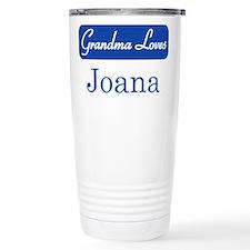 Grandma Loves Joana Travel Mug