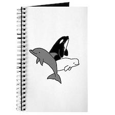 Cetacean Trio Journal