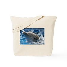 Tasha the Dolphin Tote Bag