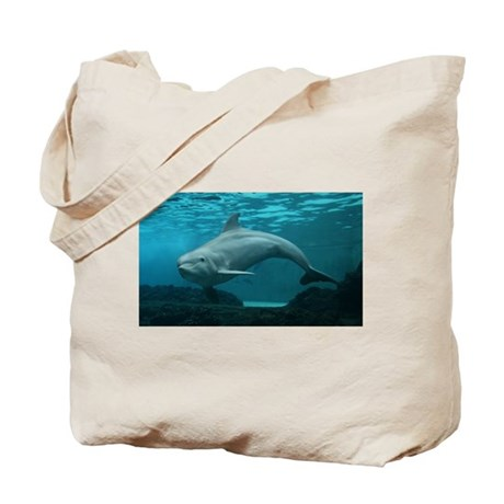 Damara the Dolphin Tote Bag