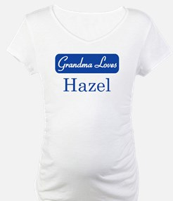 Grandma Loves Hazel Shirt
