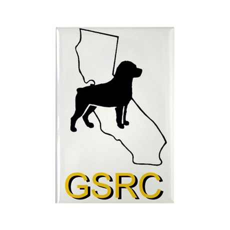 GSRC Rectangle Magnet (100 pack)
