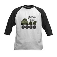 My Daddy is Army Hero Tee