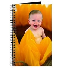 Sunflower Baby Journal