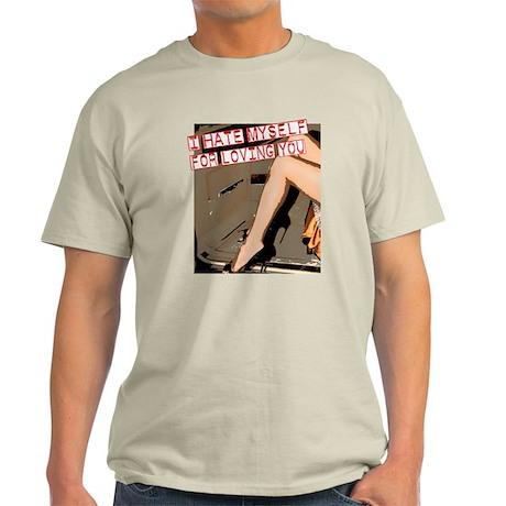 Joan Jett and The Blackhearts Light T-Shirt