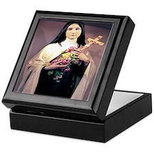 St. Therese Keepsake Box