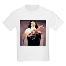 St. Therese Kids T-Shirt