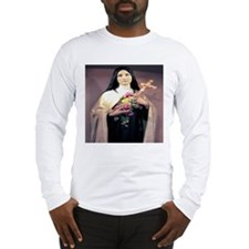 St. Therese Long Sleeve T-Shirt