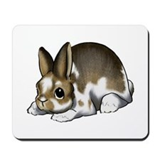 Broken Castor Mini Rex Mousepad