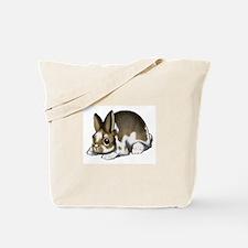 Broken Castor Mini Rex Tote Bag
