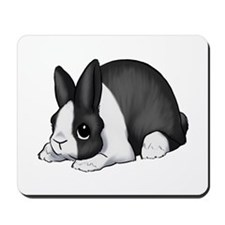 Black Dutch Mousepad
