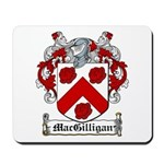 MacGilligan Coat of Arms Mousepad
