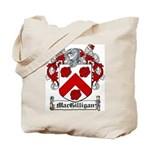 MacGilligan Coat of Arms Tote Bag