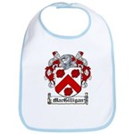 MacGilligan Coat of Arms Bib