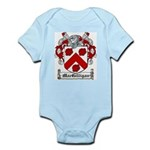 MacGilligan Coat of Arms Infant Creeper