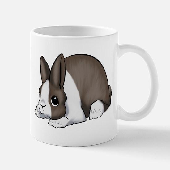 Chocolate Dutch Mug
