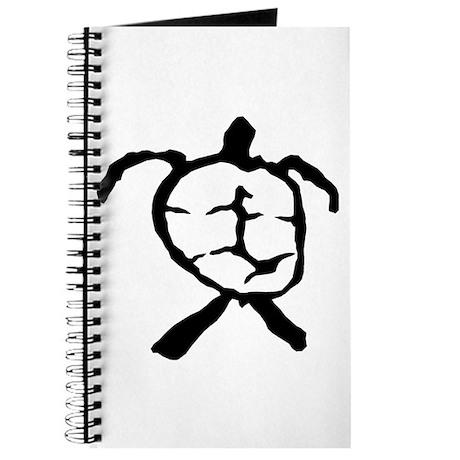 Hawaiian Turtle - BW Journal