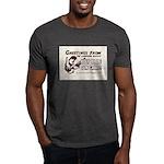 Gun Camp Greetings Black T-Shirt