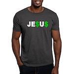 JE$U$ Black T-Shirt