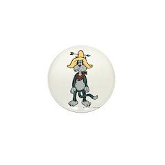Kit McKlaw Mini Button (100 pack)
