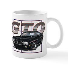 Black Pontiac GTO Mug
