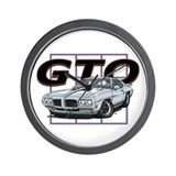 1970 gto Wall Clocks