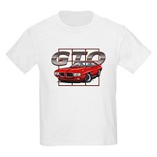 Red Pontiac GTO T-Shirt