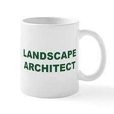Landscape Architects do it Outside - Small Mug