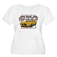 Orbit Orange Pontiac GTO T-Shirt