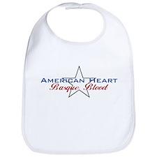 American Heart Bib