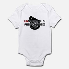 Unnaturally Aspirated Infant Bodysuit