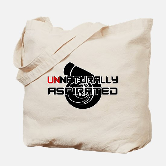 Unnaturally Aspirated Tote Bag