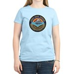 North Slope Borough PD Women's Light T-Shirt