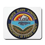 North Slope Borough PD Mousepad
