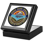North Slope Borough PD Keepsake Box