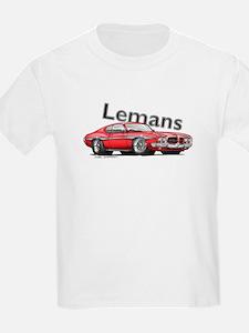Red Pontiac Lemans T-Shirt