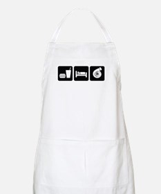 Eat Sleep Boost Apron