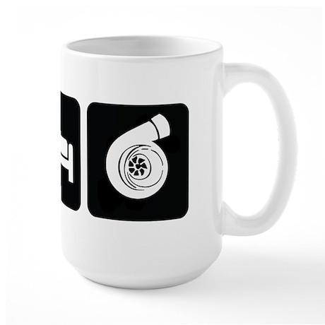 Eat Sleep Boost Large Mug