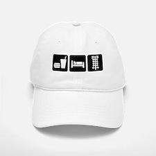Eat Sleep Drag Baseball Baseball Cap