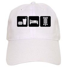 Eat Sleep Drag Baseball Cap
