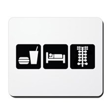 Eat Sleep Drag Mousepad