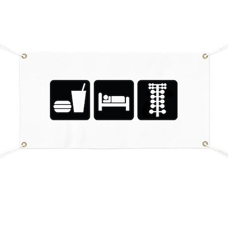 Eat Sleep Drag Banner