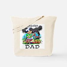 Grillmaster Dad Tote Bag